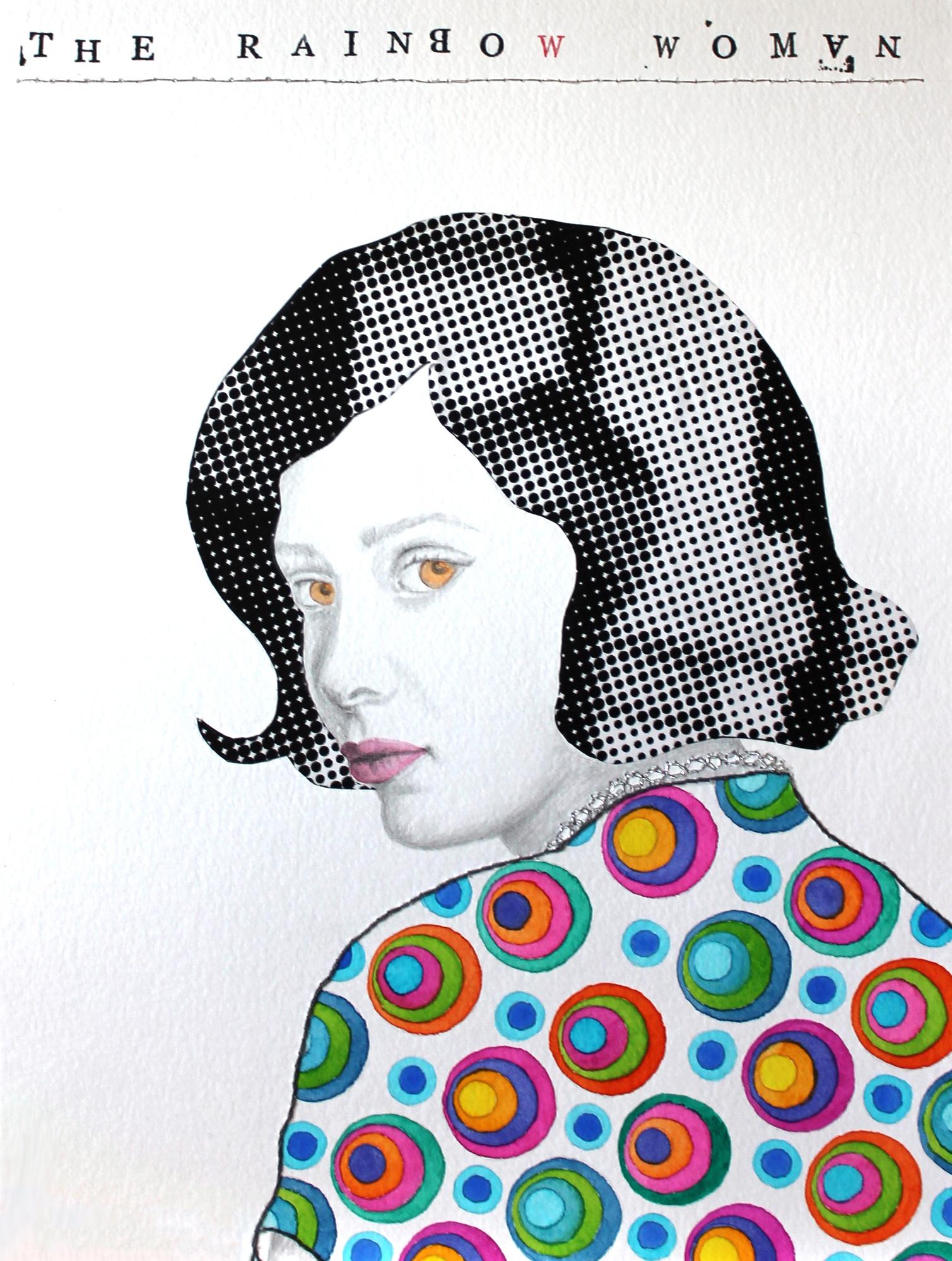 Rainbow woman 2